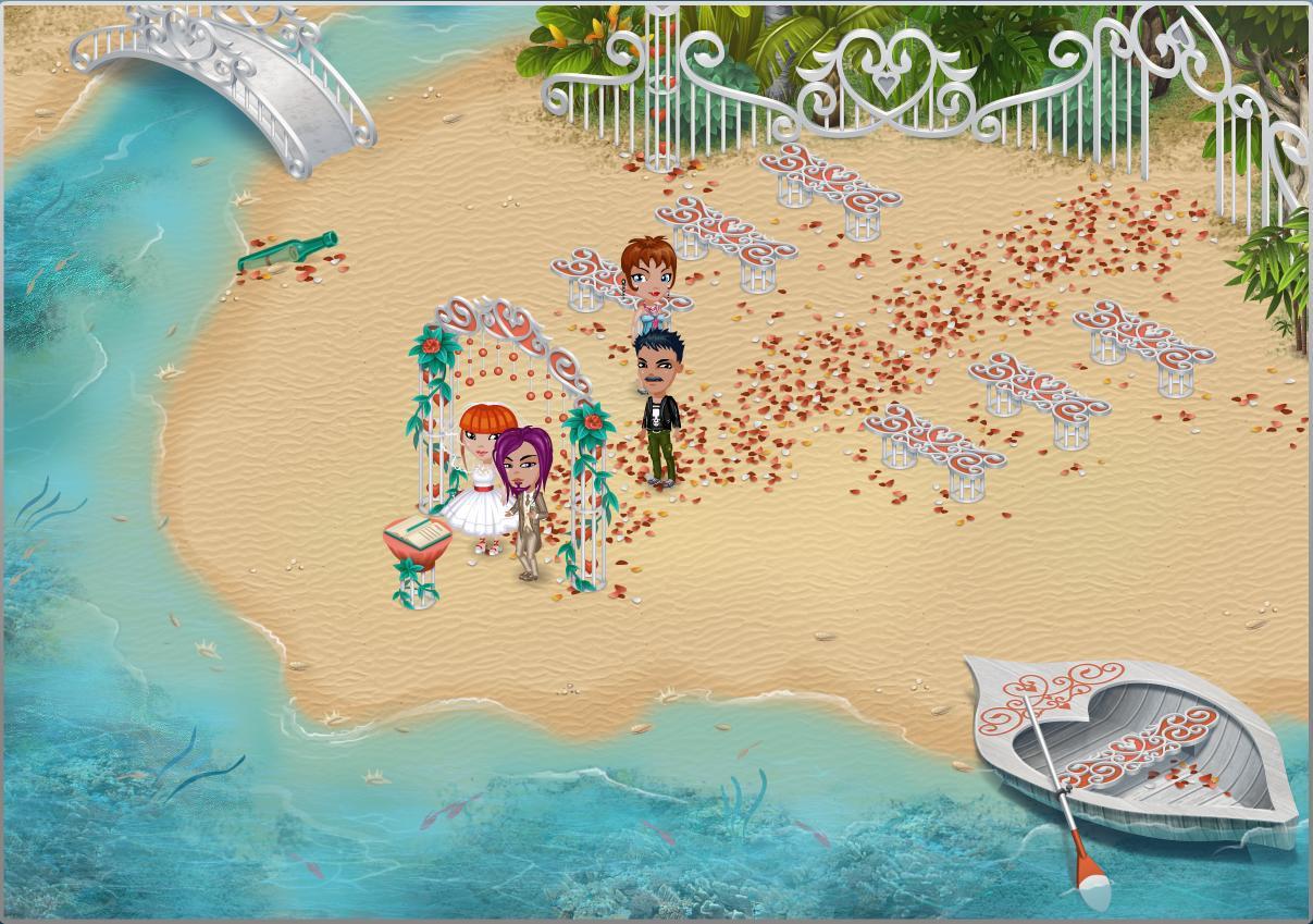 Аватария локация для свадьбы